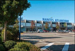 Navette Aéroport Nantes atlantiques